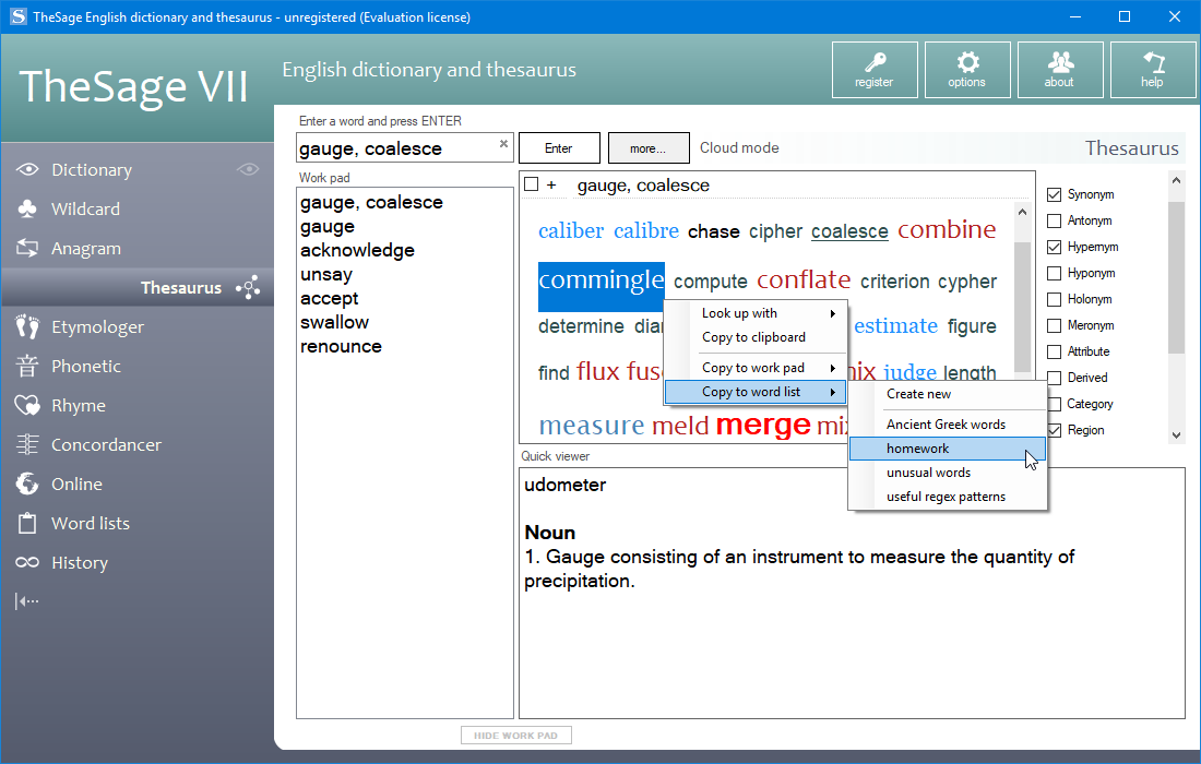 Sequence Publishing - Software and resources for English language